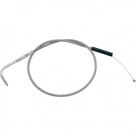 Cable de Acelerador con Funda Metalica