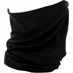 Braga de Cuello Tubular Negro