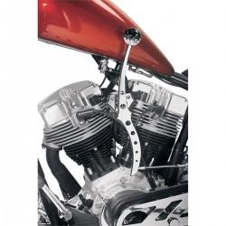 Kit de Cambio Accutronix Cromado Clasico Perforado para HD