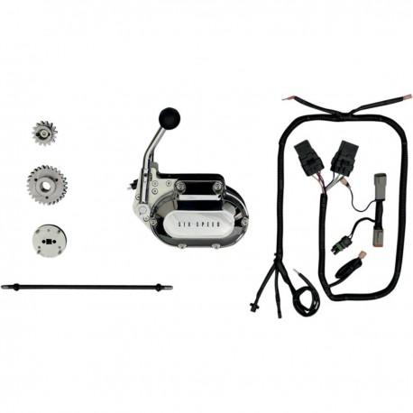 Kit Marcha Atrás Mecánica con Interruptor de Corte Electrónico para HD FLH y Trike 09-13
