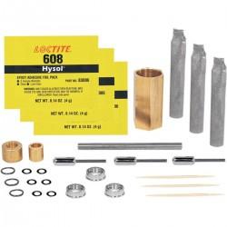 Kit de Reconstrucción de Válvulas Completo