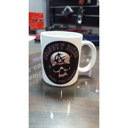 Taza Anarchy Biker