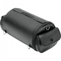 Bolso Accesorio Drifter Style Sintetico Cuero Negro