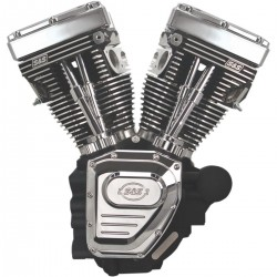 Motor T111 Negro