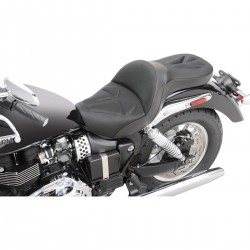 Asiento 2-UP Sear Explorer ™ G-Tech Frontal /Trasero Saddlegel ™ Negro
