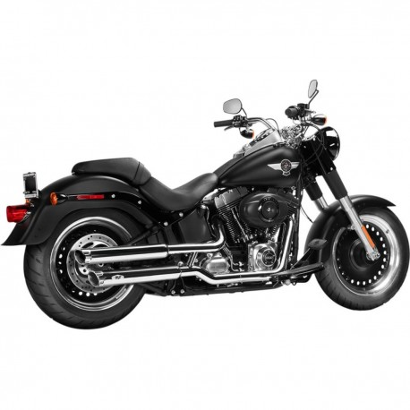 "Escapes Magnaflow Legacy 3"" Slip-On para Softail"