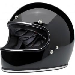 Casco Integral Gringo de Biltwell Negro Brillante