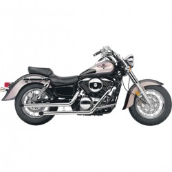 Escapes COBRA Drag Pipes Kawasaki VN800 95-06
