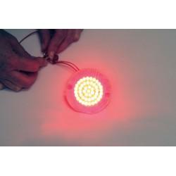 BOMBILLA LED RED 1157 FLAT