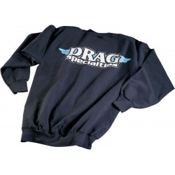 DRAG SUDADERA BLACK LARGE