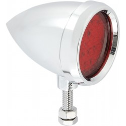 LIGHT BLLT LED ARLEN NESS CH RED