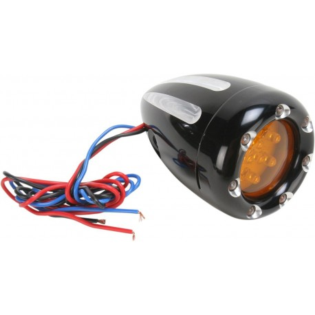 LIGHT D/C AM LED ARLEN NESS BLK WH