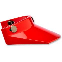 VISOR BILTWELL MOTO 3 SNAP RED