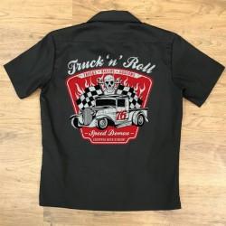 Camisa Custom Negro