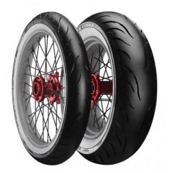 Neumático Delantero Avon Cobra Chrome Banda Blanca 100/90-19 57V