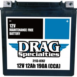 Bateria Drag Specialties para HD XL 04-20