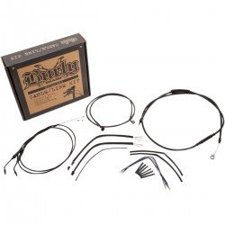 "Kit de Cables +16"" Burly para HD XL 14-20"
