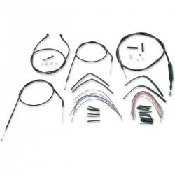 "Kit de Cables +16"" Burly para HD XL 97-03"