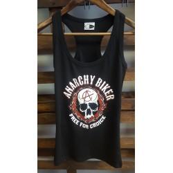 Camiseta mujer Anarchy Biker