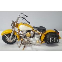 Maqueta moto custom