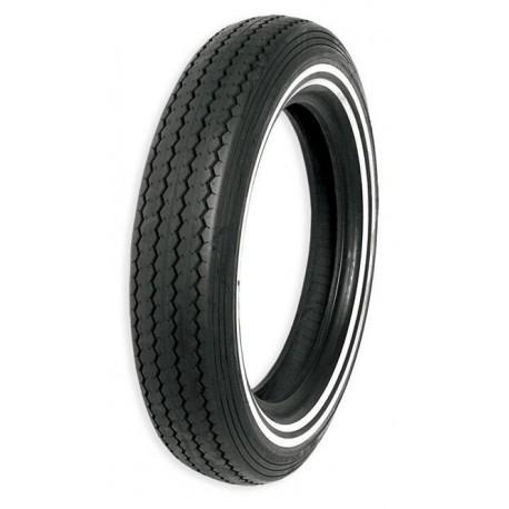 Neumático Shinko E240 130/90-16 74H Doble Banda Blanca