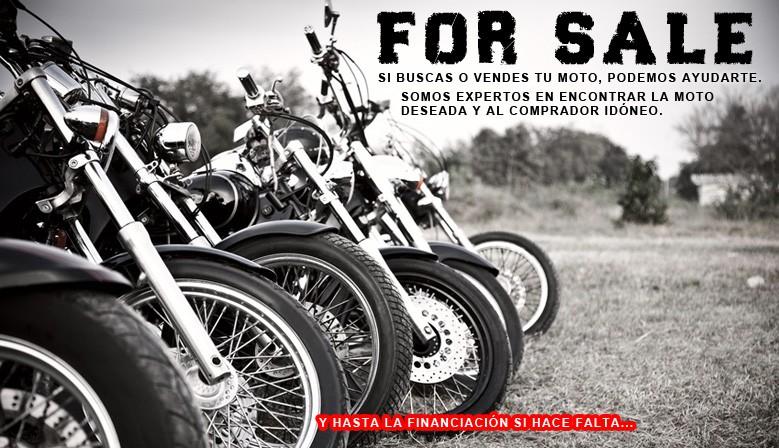 For Sale moto