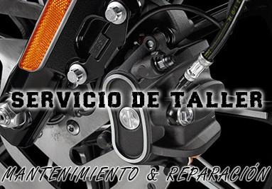 Servicio de Taller - Mantenimiento & Reparación